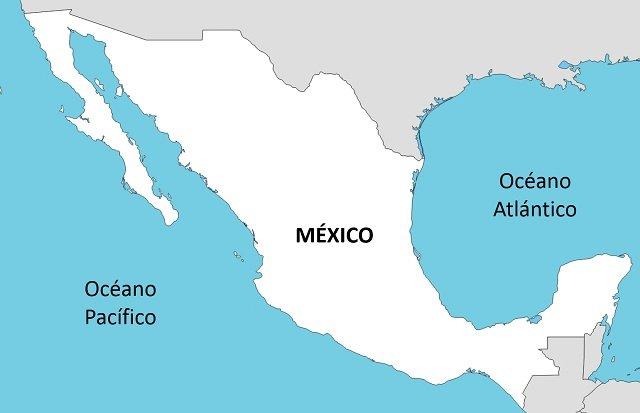 Océanos de México