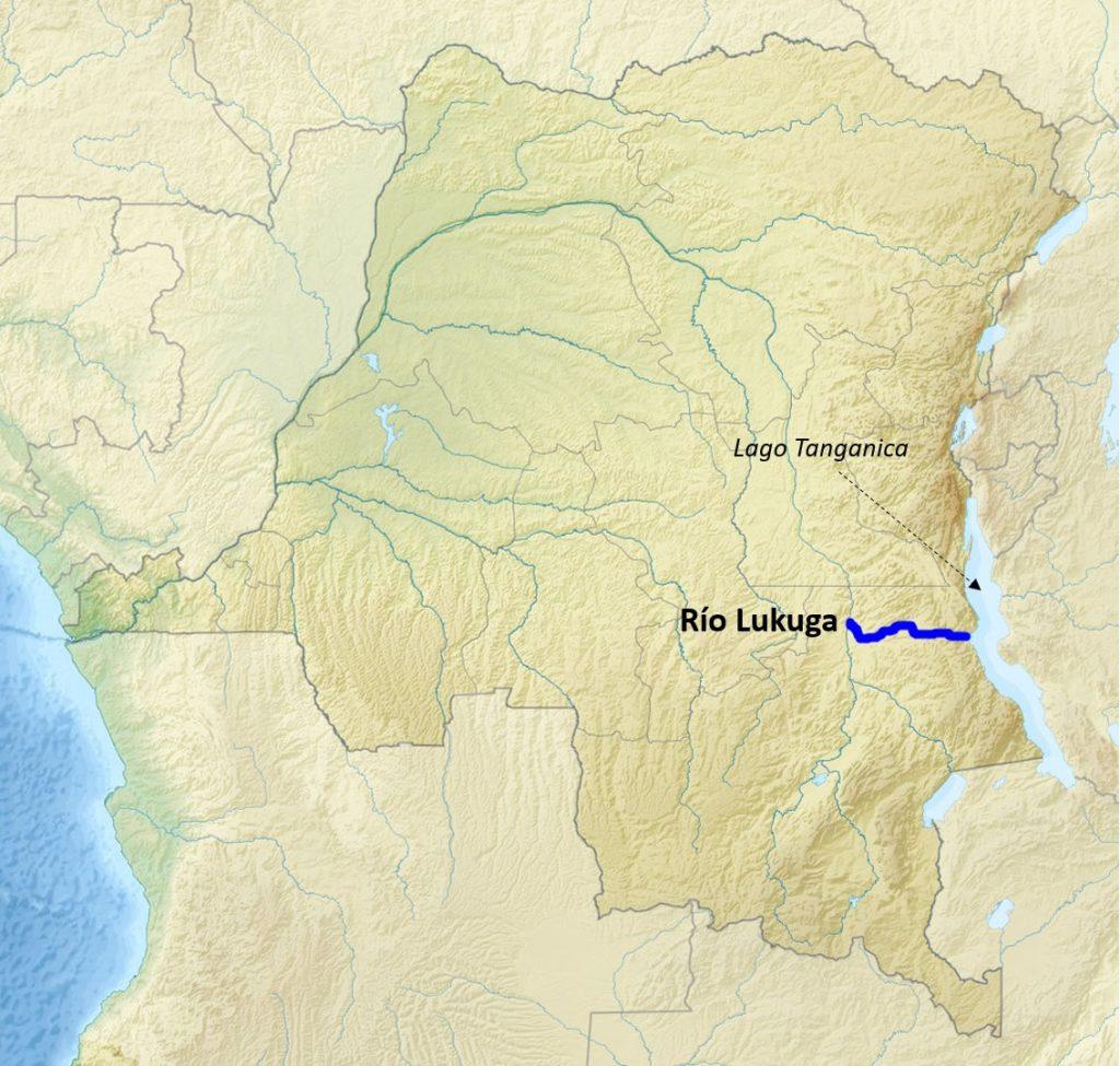 río Lukuga